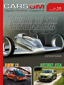 cars gm magazine cover august 2013