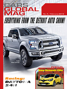 cars gm magazine cover february 2013