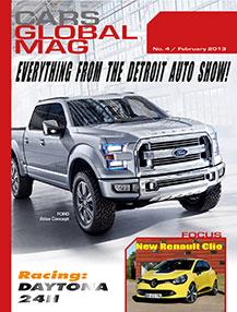 cars gm magazine cover february 2013