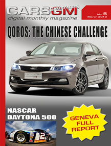 cars gm magazine cover march 2013