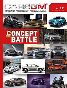 cars gm magazine cover october 2013