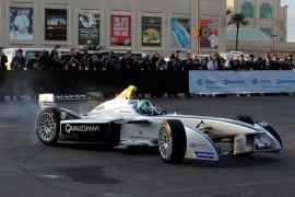 2014  FIA Formula E Spark-Renault SRT_01E Las Vegas