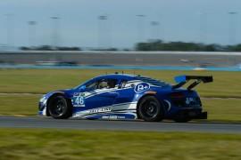 24h Daytona mit vier Audi-Kundenteams
