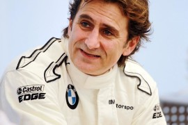Munich (DE) 16th January 2014. BMW Works Driver Alessandro Zanardi (IT).  This image is copyright free for editorial use © BMW AG (01/2014).