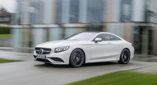 Mercedes S63 AMG Coupe (1)