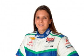 Simona de Silvestro in Formula 1