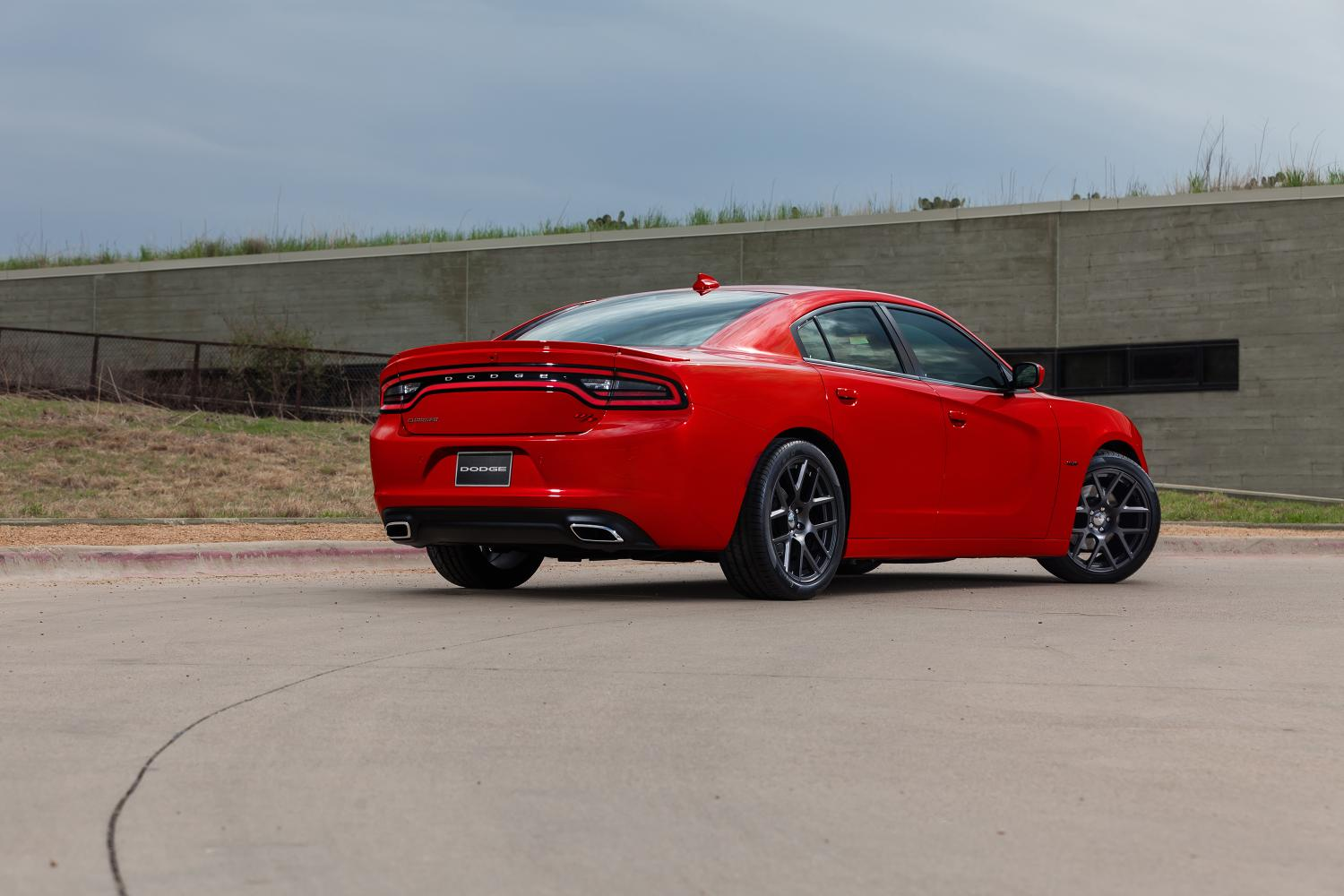2015 Dodge Charger rear