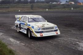 Olle Arnesson, Audi Sport Quattro S1