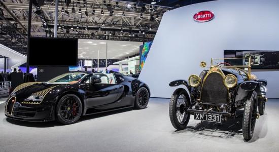 "Bugatti ""Black Bess"" Vitesse & Type 18"