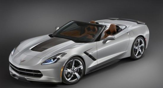 Corvette Stingray Atlantic Package