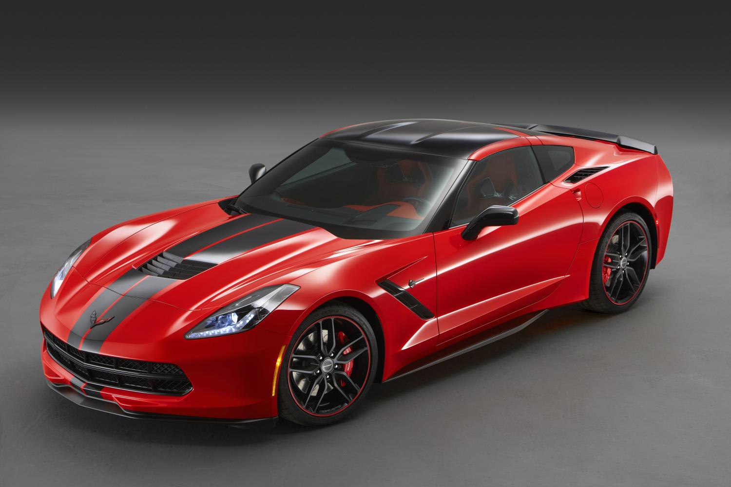Corvette Stingray Pacific Design Package