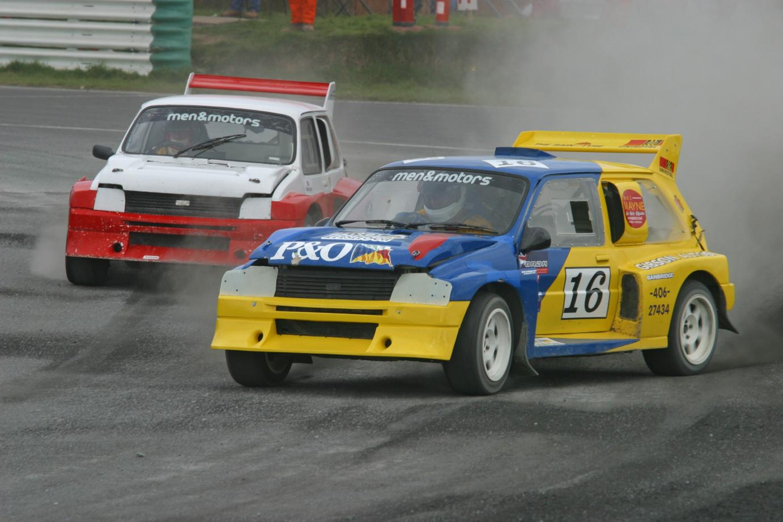 Group B Rallycross