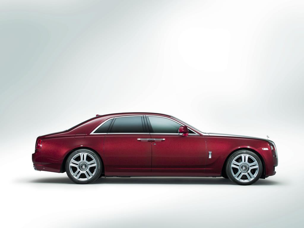Rolls-Royce Ghost II (2)