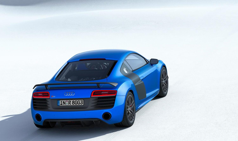 Audi R8 LMX rear