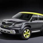 Koda Presents The Yeti Xtreme At Worthsee Treffen Cars