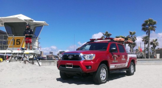 Toyota Of San Diego >> Toyota donates cars to San Diego Lifeguards | CARS GLOBALMAG