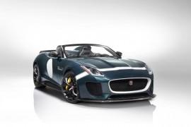 Jaguar F-Type Project 7 front