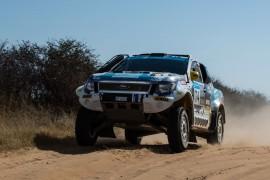 Dakar Challenge Botswana