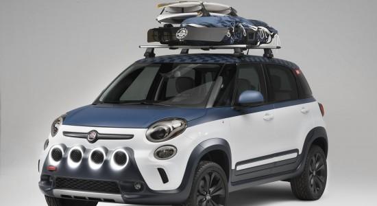 Fiat 500l Vans Concept Cars Globalmag