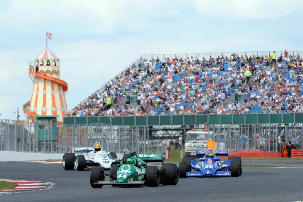 Historic Formula 1 Silverstone