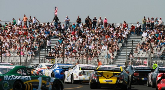 NASCAR Euro Series to compete on french oval track (Photo credit: Stephane Azemard)