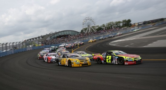 NWES Tours Speedway