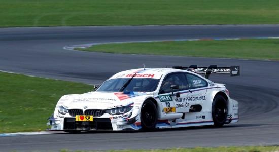 Heikki Kovalainen DTM