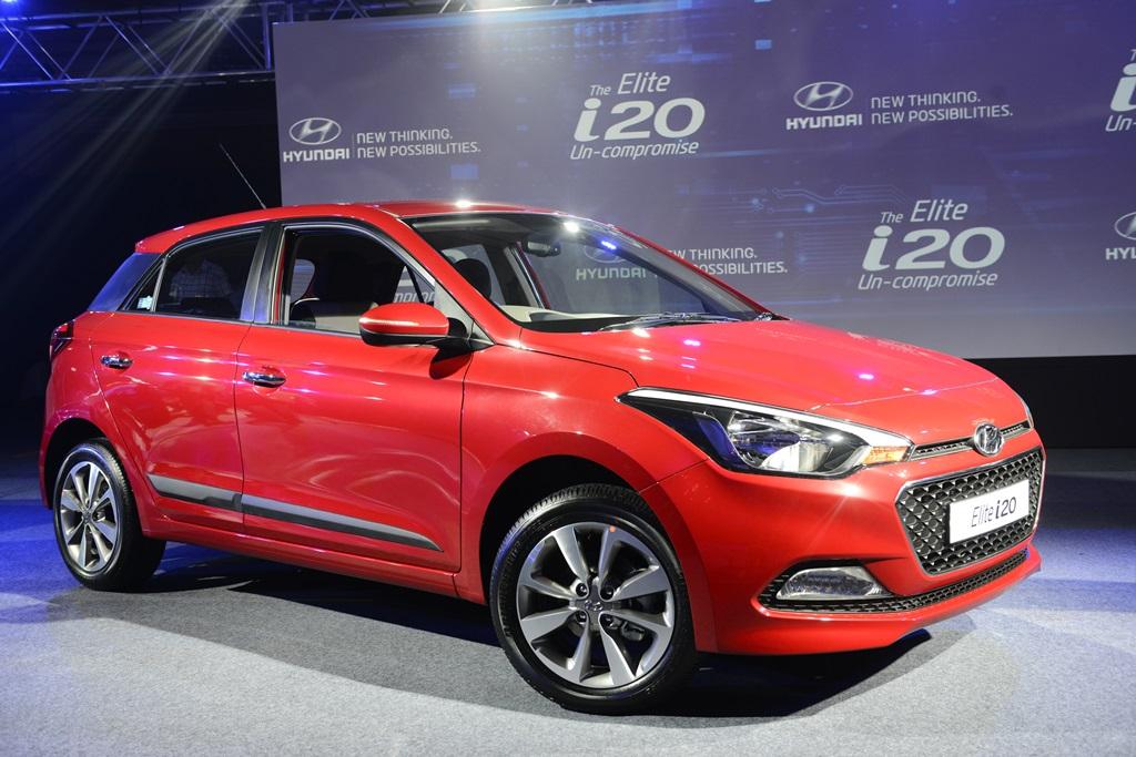 hyundai presents elite i20 in india cars globalmag. Black Bedroom Furniture Sets. Home Design Ideas