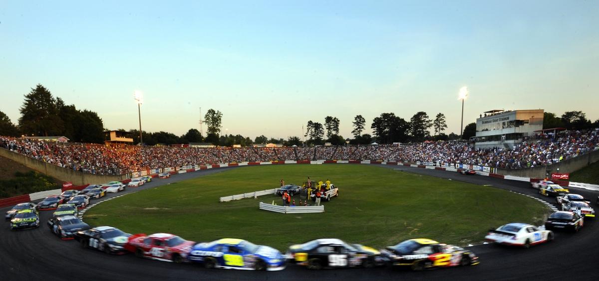 Sara D. Davis/Getty Images for NASCAR