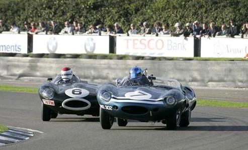 60 years of Jaguar D-type