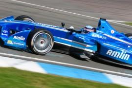 Takuma Sato Formula E
