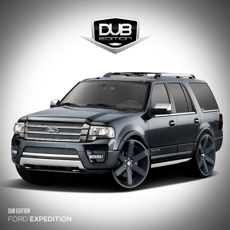 Ford Expedition Dub Edition