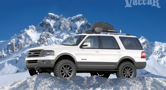 Ford Expedition Vaccar Edition