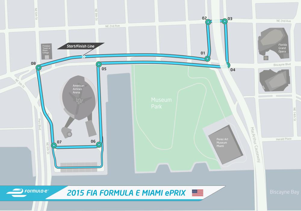 Formula E Miami ePrix