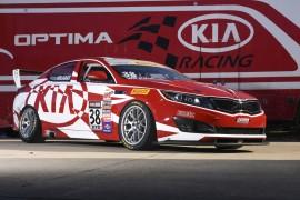 Kia Optima Racing