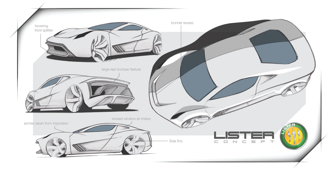 Lister Hypercar project
