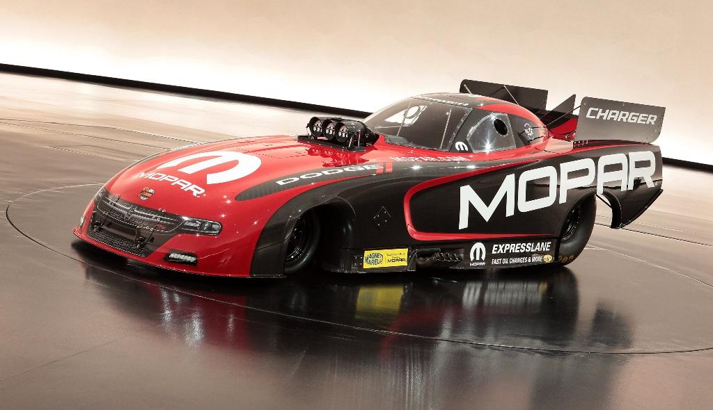 2015 Mopar Dodge Charger R/T