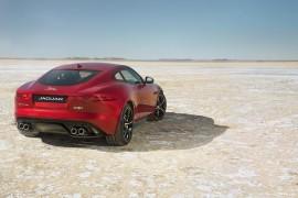 New Jaguar F-TYPE R Coupe