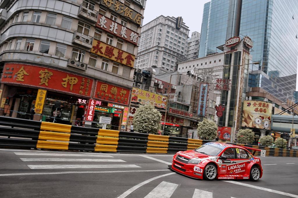 Rob Huff Macau