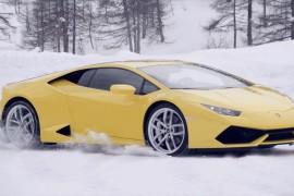 Lamborghini, Huracan Winter Accademia