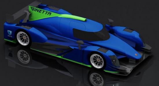 Ginetta-Nissan LMP3