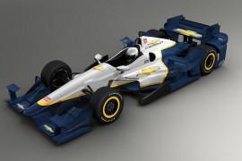 Chevrolet IndyCar aero package
