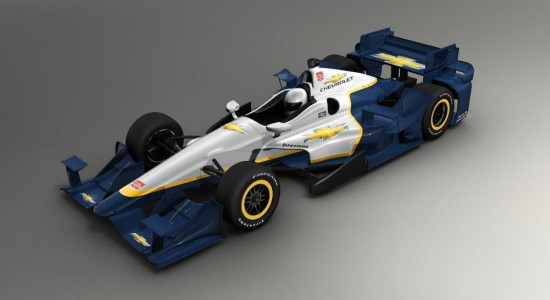 Chevrolet IndyCar aero package