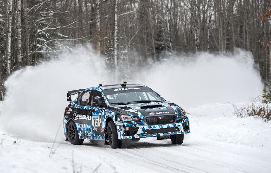 Subaru Wins First Rally America Cars Globalmag