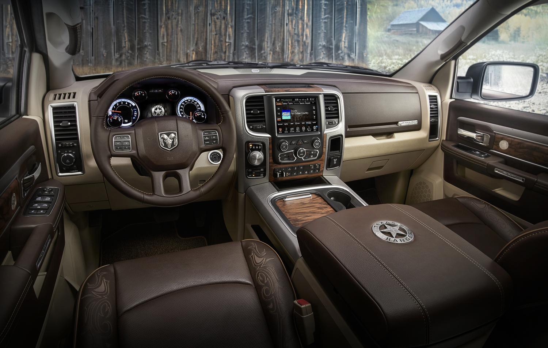 Ram Texas Ranger interior