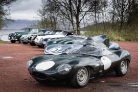 Jaguar Mille Miglia
