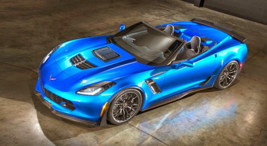 callaway corvette 2015