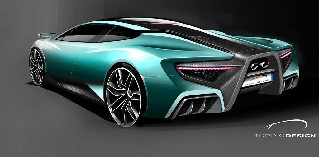 Torino Design supercar