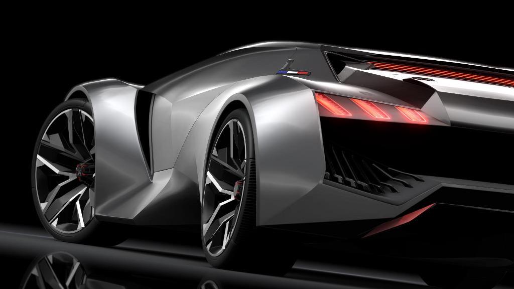 Peugeto Vision Gran Turismo (2)