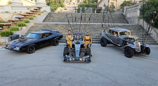 Lorus F1 Mad Max